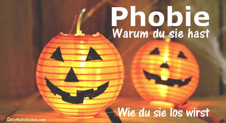 Beitragsbild: Phobie loswerden