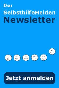 SelbsthilfeHelden Newsletter